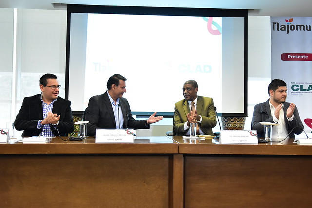Conferencia de Gregorio Montero, Miembro del Cuerpo de Asesores de la ONU en el Marco del CLAD
