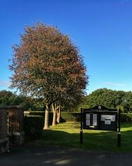 Chorleywood Lawn Cemetery