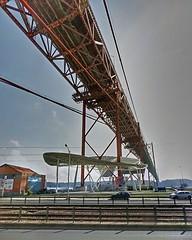 Av. da India. Tagus Bridge.