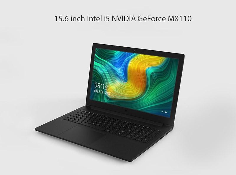 2018 Xiaomi Mi Notebook レビュー (2)