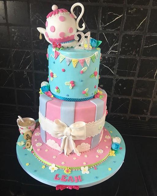 Cake from Kake By Kate