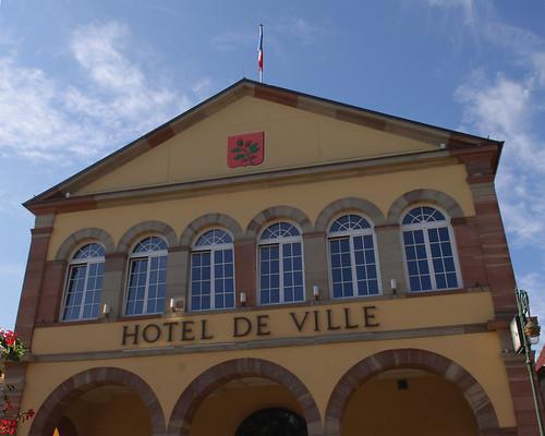 salle des fêtes Hotel_de_Ville Brumath