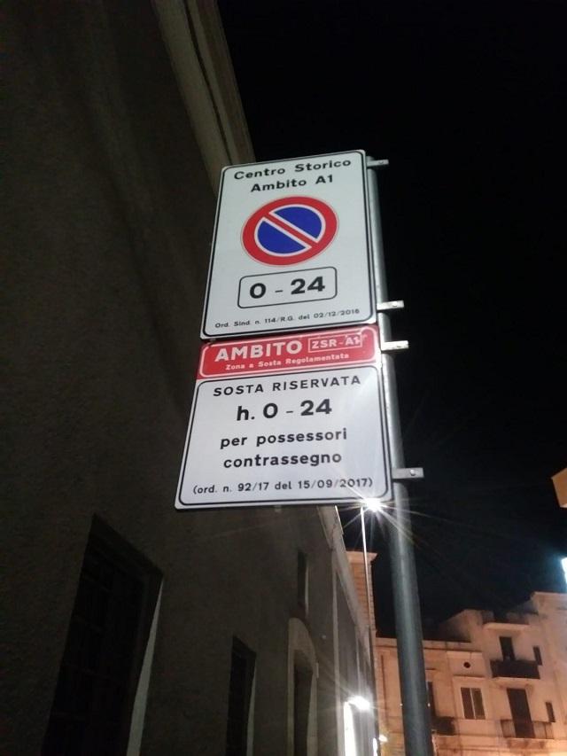 Noicattaro. zsr intero