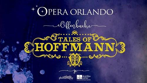 "Opera Orlando's ""Steampunk"" Tales of Hoffman"