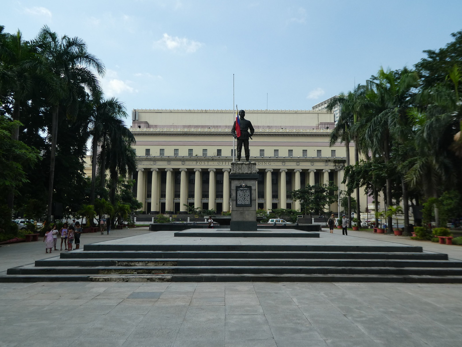 General Post Office, Manila