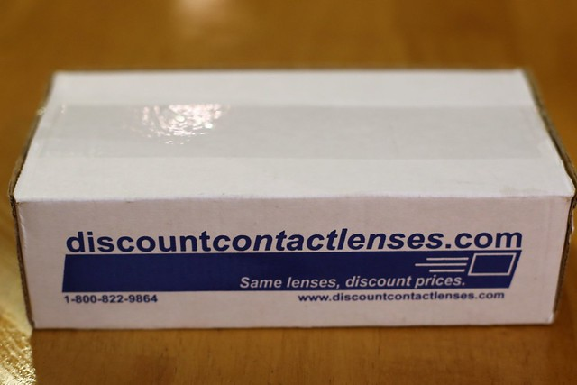 Contact Lens Delivery
