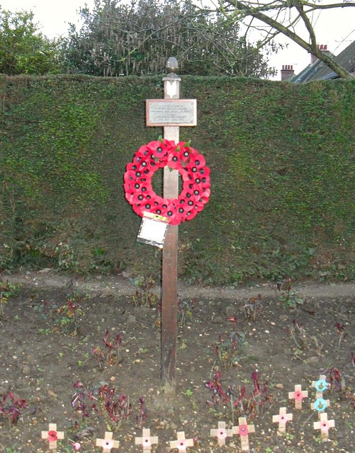 Stratford-upon-Avon Individual War Memorial