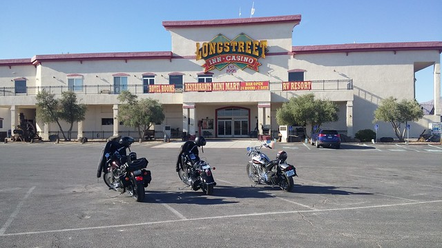 Motoak Long Street Inn Casino: Amargosa Valley