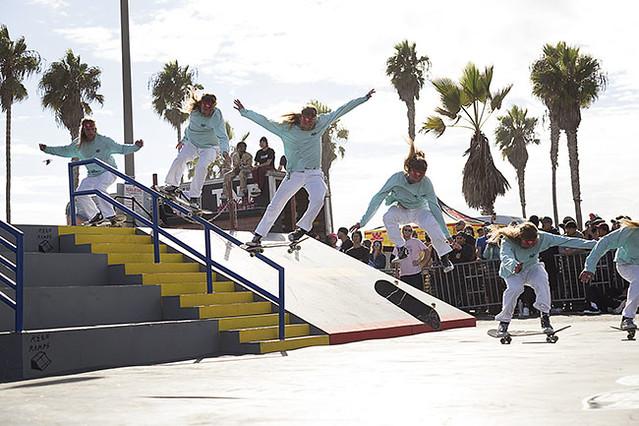 2018 Sun Diego Am Slam Skate Finale