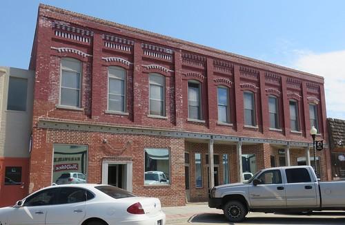 Storefront Block (Saratoga, Wyoming)