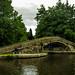 Weavers Rest Bridge. Portland Basin,  Lancashire