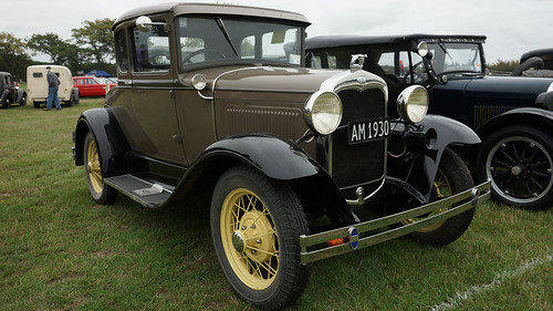 1930 Ford Coupe Classic Car.