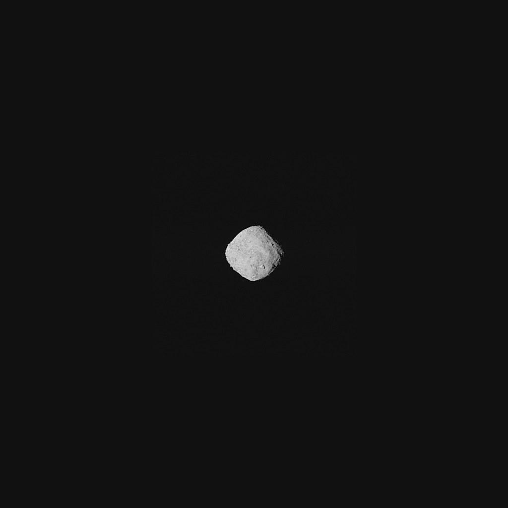 OSIRIS-REx Captures 'Super-Resolution' View of Bennu