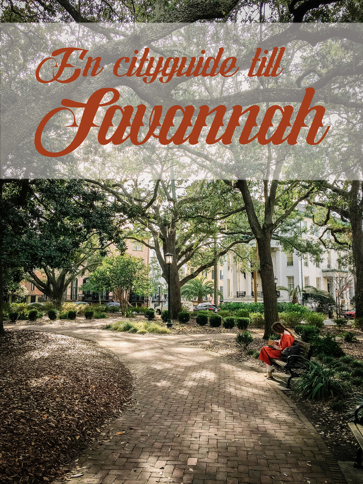 En cityguide till Savannah