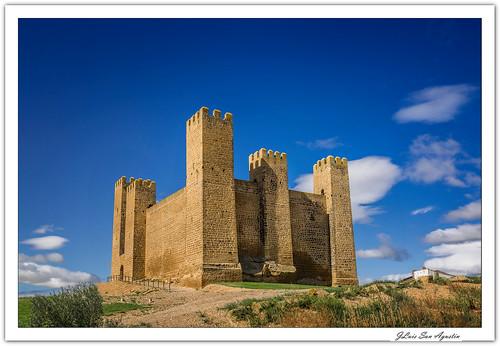 Castillo de Sádaba... **Zaragoza**