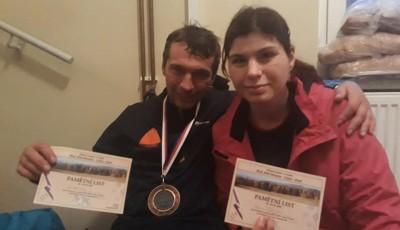 První diamantovou medaili CSUT má Jirka Hofman z Prahy