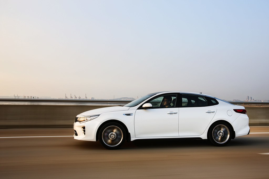 Comprar Kia Optima