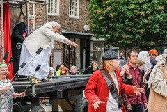YMPST waggon play performance, College Green, 16 September 2018 - 13