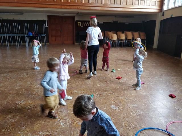 De eerste schooldagen in peuter-1ste kleuterklas