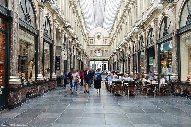 Galerie Saint-Hubert