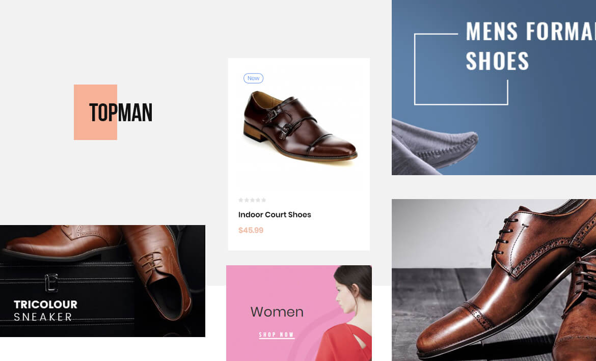 Leo Topman - Men Shoes and Fashion Prestashop 1.7 theme