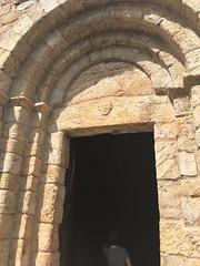 Chapel doorway - Photo of L'Albère