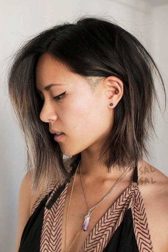 Modern Asian Hairstyles For Chic Women 2019 3