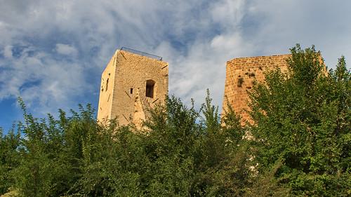 Castello ducale Cantelmo  a Popoli (PE)