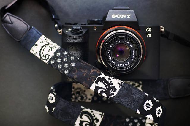ハンドメイド カメラストラップ, Pentax K-5 II S, Tamron SP AF 90mm F2.8 (172E)