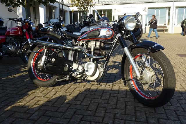Horex Regina Sport 1951 350cc OHV
