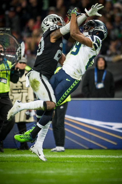 NFL Raiders v Seahawks 117