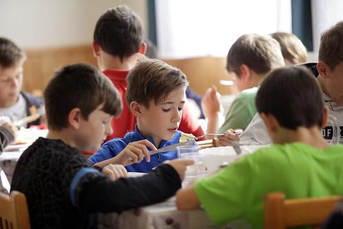 A szarvasi gyermekétkeztetési modell