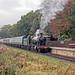 Class 2800, 2-8-0, 2857 built Swindon 1918, works 1G51 Bury to Rawtenstall, seen here at Irwell Vale station 19.08.2018