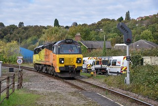 70801 works 0E70 through Netherfield
