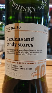 SMWS 84.29 - Gardens and candy stores