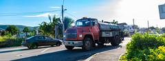 Truck Spotting Runaway Bay Jamacia.