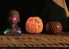 Halloween Display, Myersville, Maryland, 31 October, 2018
