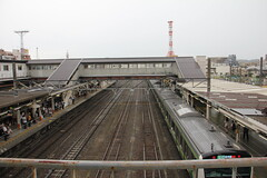 Hachioji train station