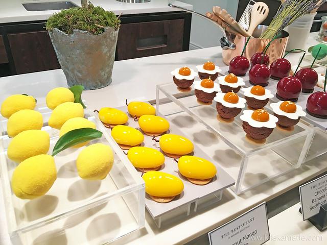 Desserts - Boulevard Chic Brunch