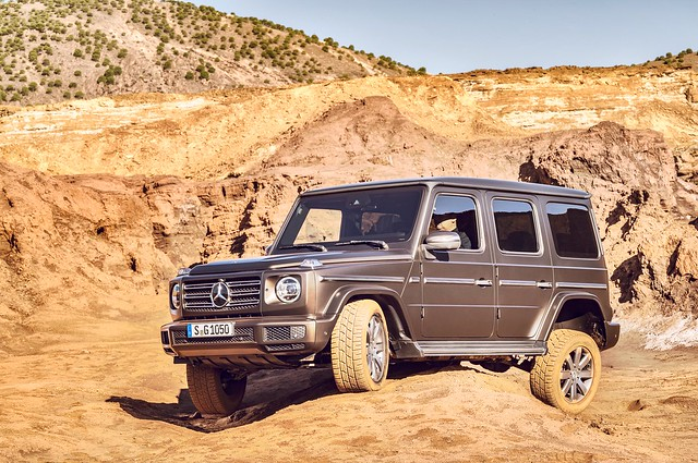 Comprar Mercedes-Benz Classe G