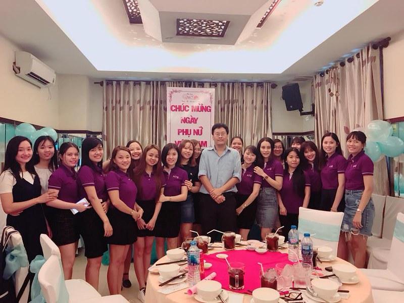 Tiệc liên hoan Công ty Viễn thông HTE | Nhà hàng Quá Ngon