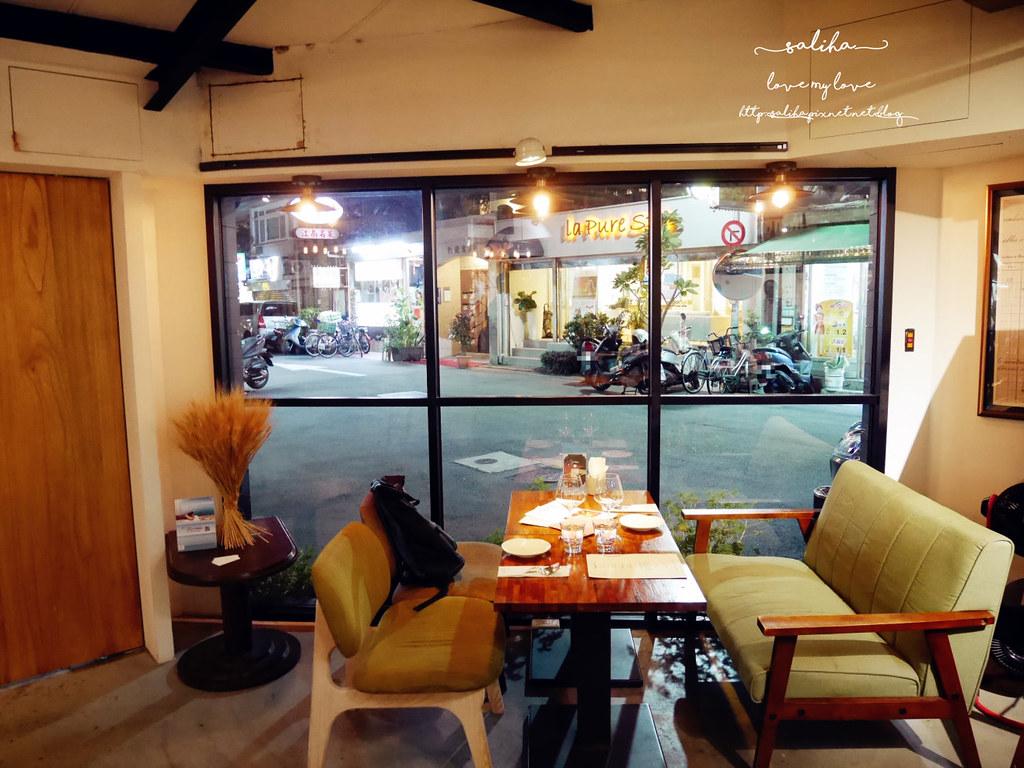 台北大安區安和路信義安和站浪漫咖啡餐廳推薦Le Partage 樂享小法廚 (2)