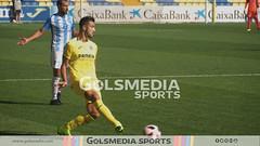 Villarreal CF B 2-1 Atlético Baleares (28/10/2018), Jorge Sastriques