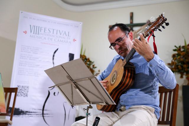 Festival Internacional de Música de Cámara 2018 - Día 1