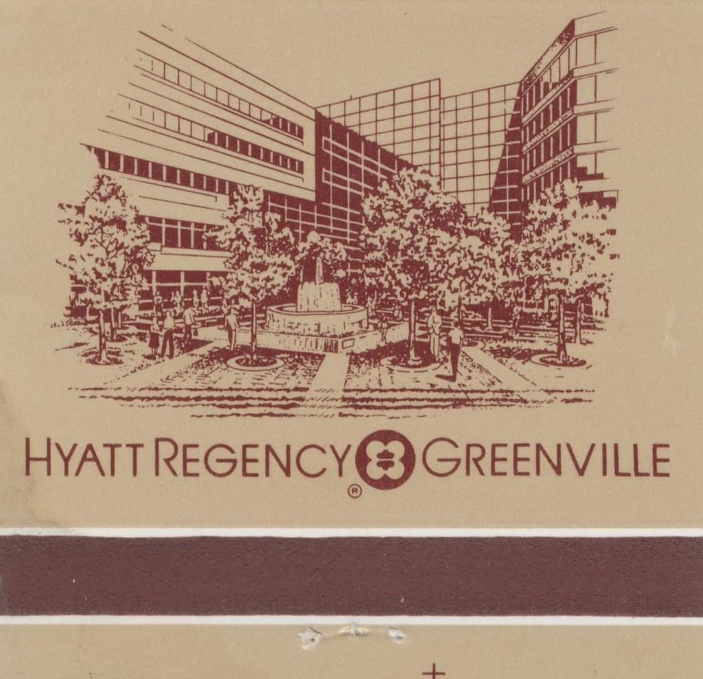 Hyatt Regency Greenville - Greenville, South Carolina