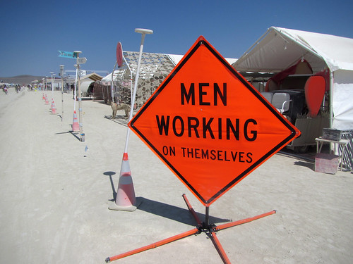 Men Working On Themselves (0239)