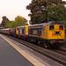 Class 20s - 20905 & 20118 tnt 20107 & 20096
