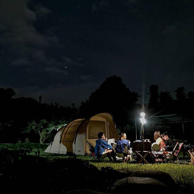 20180928 不露 會blue #歐北露 #campinglife #ilovecamping #攝手老戴