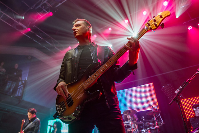 Simple Minds @ 9:30 Club, Washington DC, 10/06/2018