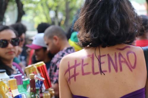 Manifestação #EleNão Recife